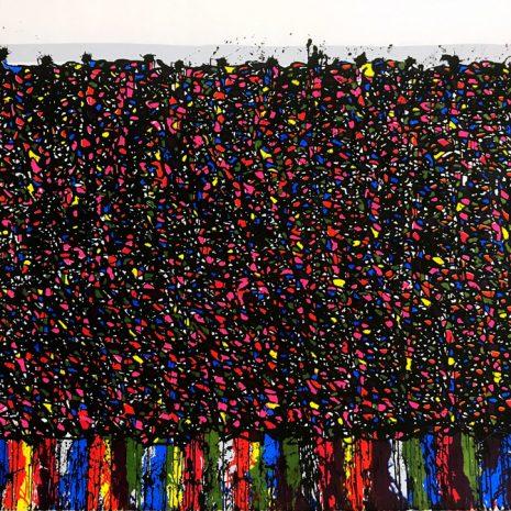 Jonone : Sérigraphie Street Art - Galerie d'art en ligne