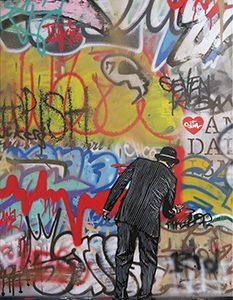 Nick Walker Can't Stop Won't Stop Street Art Gallery Online
