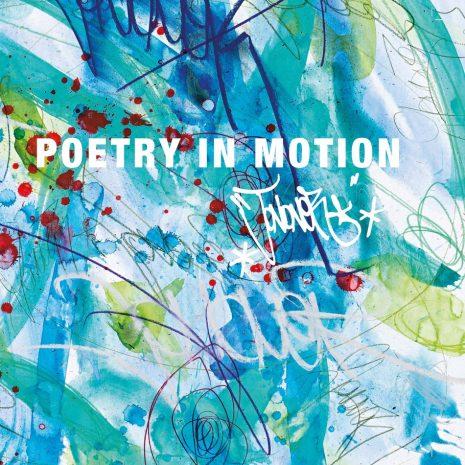 Jonone Livre Poetry in Motion Exposition Street art Galerie d'art en ligne