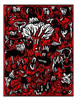 Fabien Verschaere New fairy tales Sérigraphie Art contemporain Galerie d'art en ligne