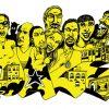 Chris Ellis Daze Sérigraphie Street art Galerie d'art en ligne