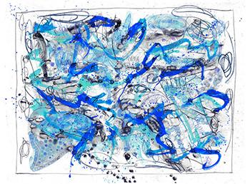 Jonone To believe Editions 2019 Sérigraphie Street art Galerie d'art en ligne