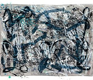 Jonone They don't know Editions 2019 Sérigraphie Street Art Galerie d'art en ligne