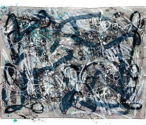 Jonone They don't know Editions 2019 Sérigraphie Street Art Galerie d'art en ligne