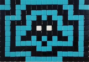 Invader Space Invader Invasion Kit 09 Street Art Gallery Online