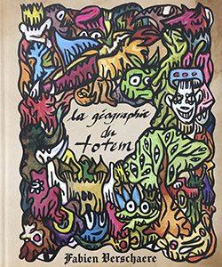Fabien Verschaere Livre d'exposition Exposition Art Contemporain Galerie d'art
