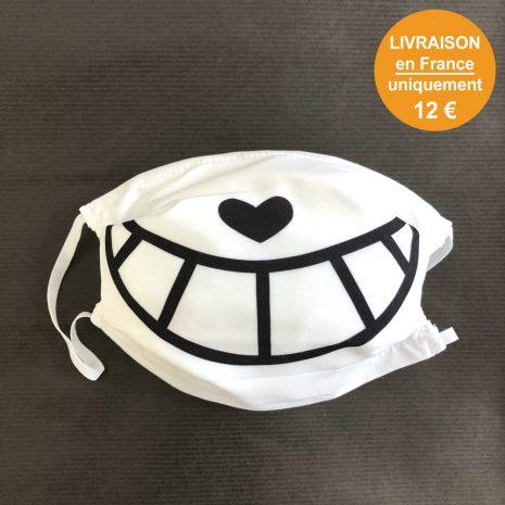 Masque de M Chat livraison