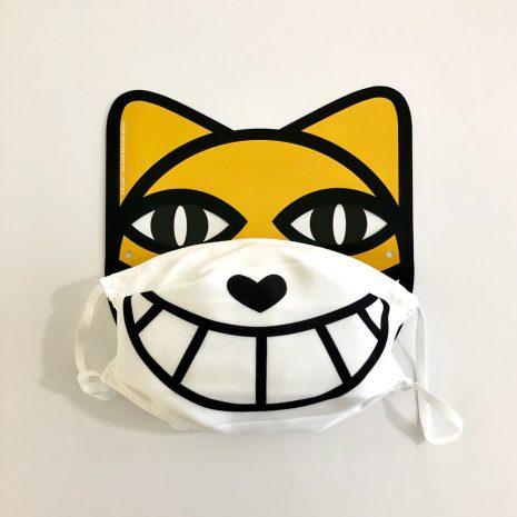 Masque de M.Chat-presentation