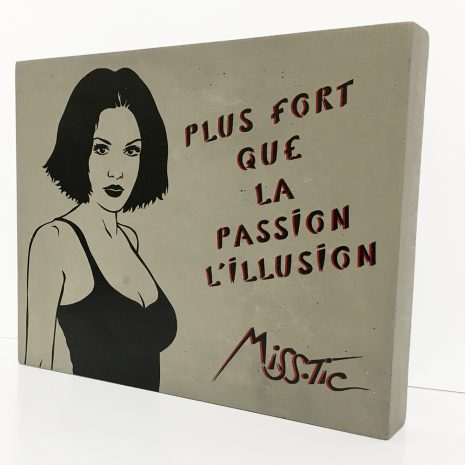 Miss Tic Edition limitée Street Art Galerie d'art en ligne
