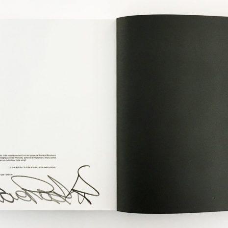 Jonone Obsession Livre Street Art Edition limitée numérotée Galerie d'art en ligne
