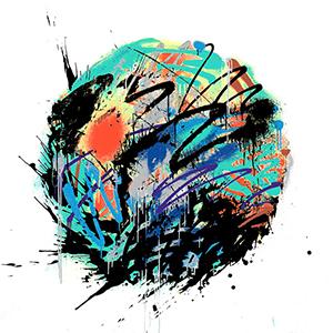 Tanc Sérigraphie Edition limitée Street art Galerie d'art en ligne