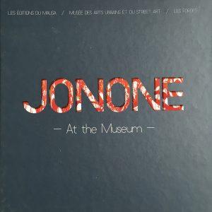 Jonone art the Museum Livre d'art Street art Galerie d'art en ligne